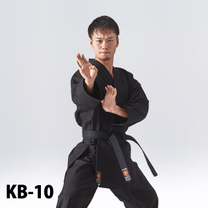 Tokyodo Int. KB-10 Heavyweight Black Dogi